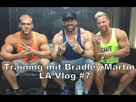 LA Vlog #7 - Training mit Bradley Martin und Huntington Beach