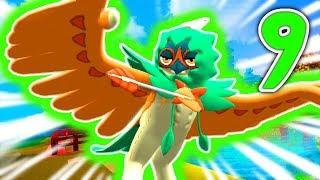 "Pixelmon Peridot - ""FLY GUY!"" - Episode 9 (Minecraft Pokemon Mod)"