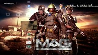 MAG (MAG: Massive Action Game) NO SERVER - Sony Playstation 3 - VGDB
