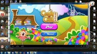 How To Install Candy Crush Saga Game To Pc 2014 Free (windows/mac)
