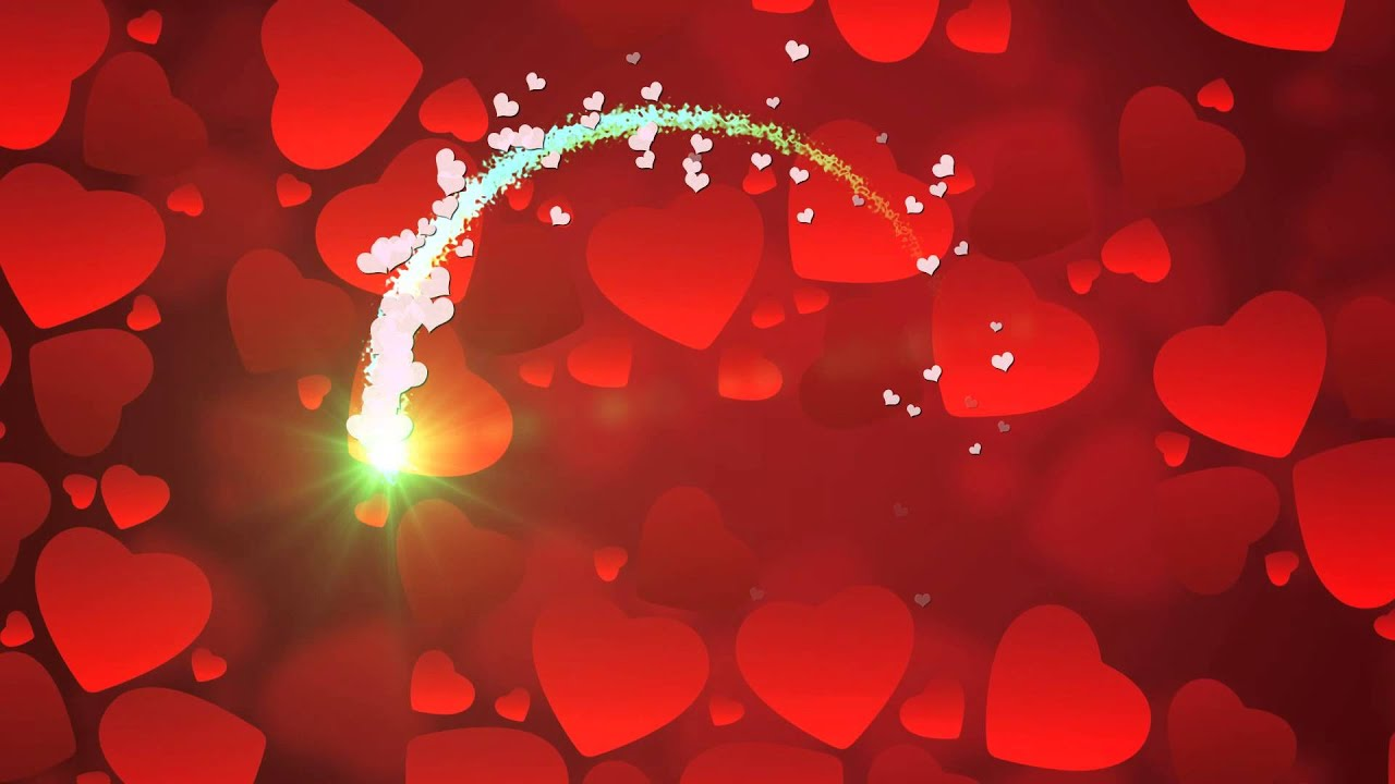 Valentine Background 12 Hd Video Background Youtube