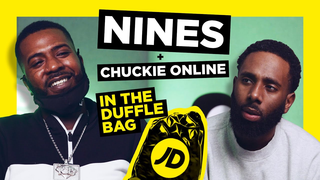 Download NINES MAKES RARE PODCAST APPEARANCE WITH CHUCKIE ONLINE | JD IN THE DUFFLE BAG PODCAST