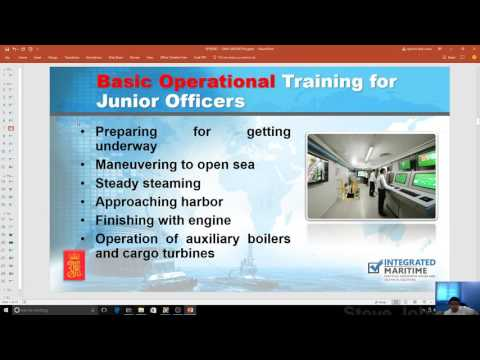 Integrated Maritime Episode 1 - Kongsberg Simulators Part 1
