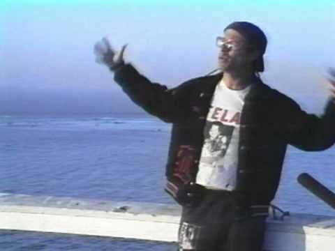 Anthony Kiedis Raps About Ocean Pollution 1990