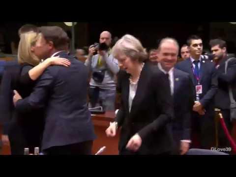 Theresa May has got no mates