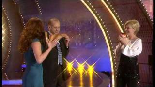 Gheorghe Zamfir - El condor pasa & Petruta Küpper -  The Lonely Shepherd 2010