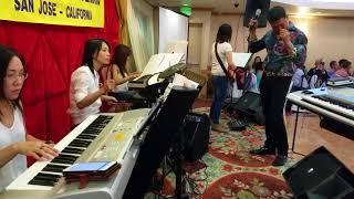 Ngan Doi Anh Van Yeu Em - Sake The Girls Band