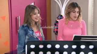 """Violetta 3 Violetta and Lena singing """"Descubri"""" Ep.58 English Subtitles"""