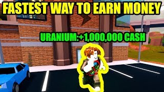 [JUIN 2019] FASTEST WAY to GET CASH in Roblox Jailbreak