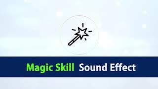 Magic Attack Skill Sound Effect / Magic