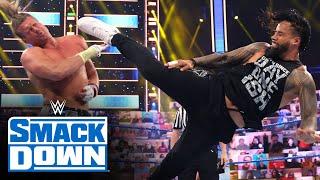 Jimmy Uso vs. Dolph Ziggler: SmackDown, June 25, 2021
