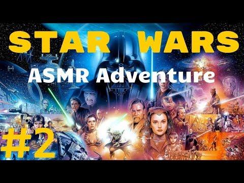 [ASMR] Star Wars Adventure Part 2 *Interactive*