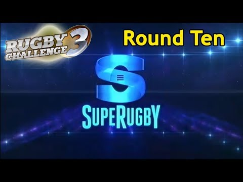 Sharks vs Reds - Super Rugby 2019 - Rugby Challenge 3