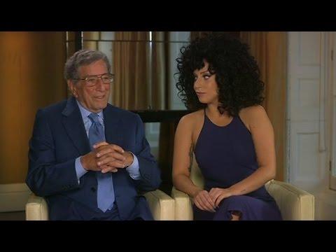 Tony Bennett & Lady Gaga - Interview on BBC Breakfast (10/23/2014) [Full]