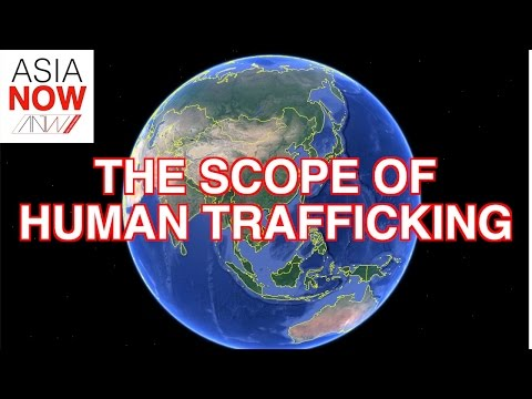Human trafficking in Asia