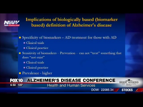 WATCH: Alzheimer's Disease Conference; Accident On I-17; Breaking News (FNN)