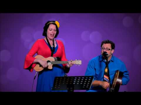 Alicia Renée sings: (cover) The Sound of Music - Rodgers and Hammerstein, 1965