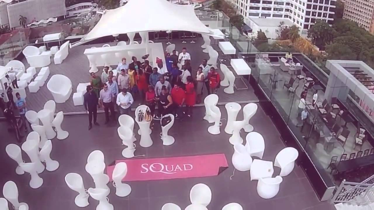 Squad Digital Tanzania Launch Event August 2014 YouTube