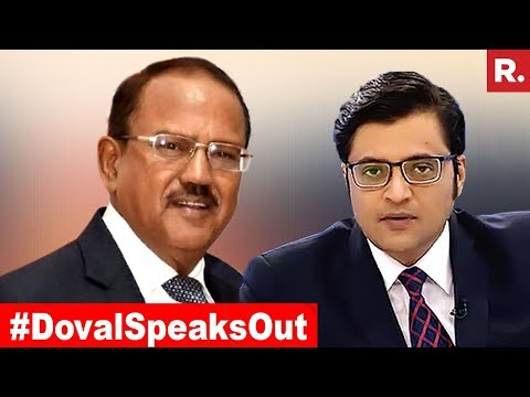 NSA Ajit Doval Warns Of  'Forces Within' | The Debate With Arnab Goswami