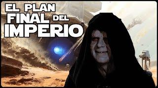 Star wars El Plan Secreto Del Imperio - Gallius Rax NO Es Snoke
