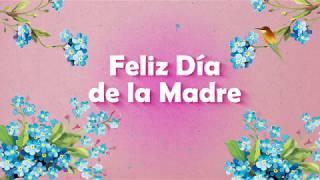 ¡Feliz Día de la Madre! Tarjeta Animada