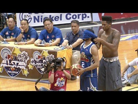 Slam Dunk Challenge | PBA All-Star 2015