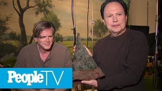 Billy Crystal Reveals The Prop He Kept From The Princess Bride Set | PeopleTV | Entertainment Weekly
