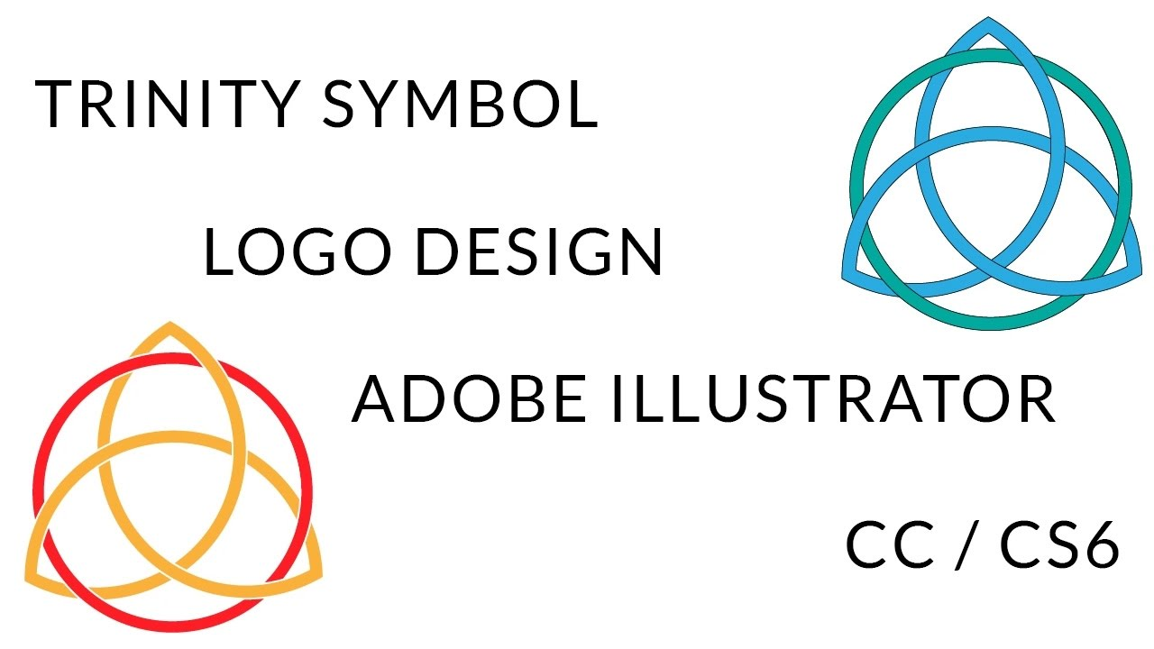 Adobe Illustrator Cccs6 How To Design Logo Tutorial Holy