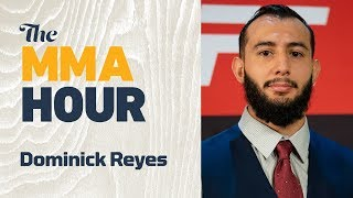 Dominick Reyes Sees Himself 'One, Two' Fights Away From Fighting Jon Jones