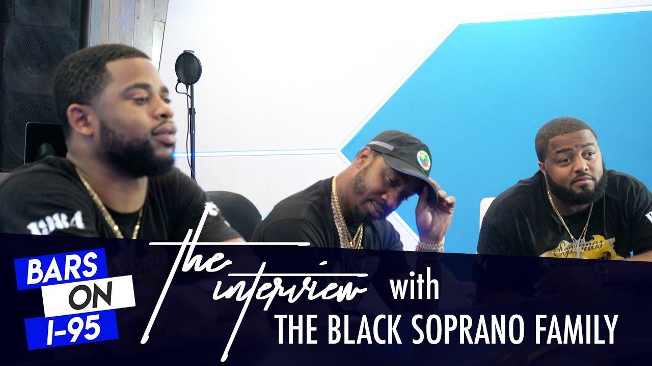 Bars On I-95 Interviews Black Soprano Family (BSF) Benny The Butcher
