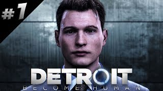 Detroit: Become Human #01 PL - ZACZYNAMY!