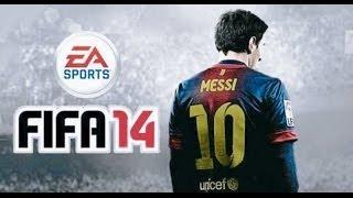 Прохождение | FIFA 14 | Карьера за Manchester city