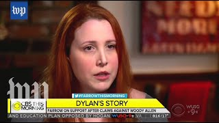 Dylan Farrow's first TV interview, annotated