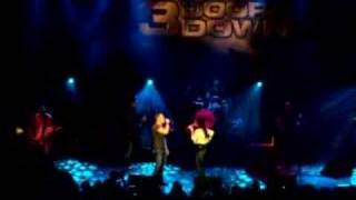 3 Doors Down and Sara Evans: Here Without You