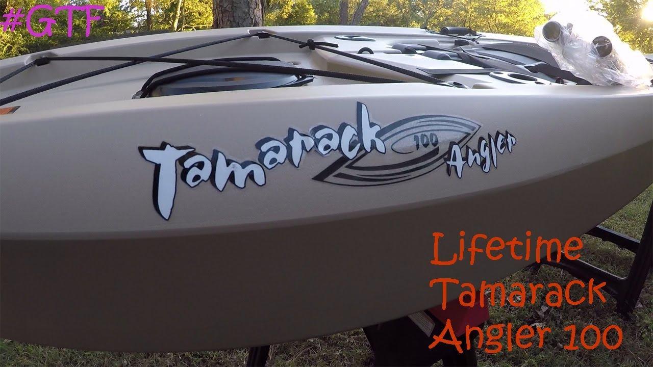 2018 Lifetime Tamarack Angler 100
