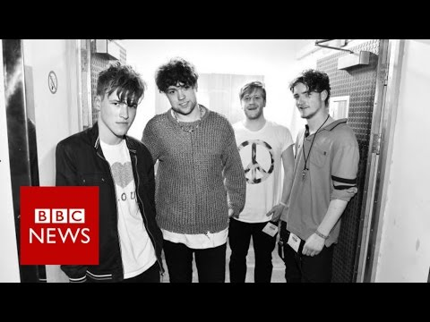 Viola Beach: 'They were living the dream', families say - BBC News