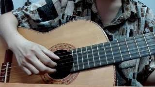 Lạnh lẽo 凉凉 - 《三生三世十里桃花》(OST Tam Sinh Tam Thế Thập Lý Đào Hoa - Fingerstyle cover)