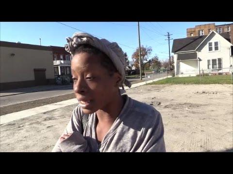 Addicted Women Of Detroit Streets