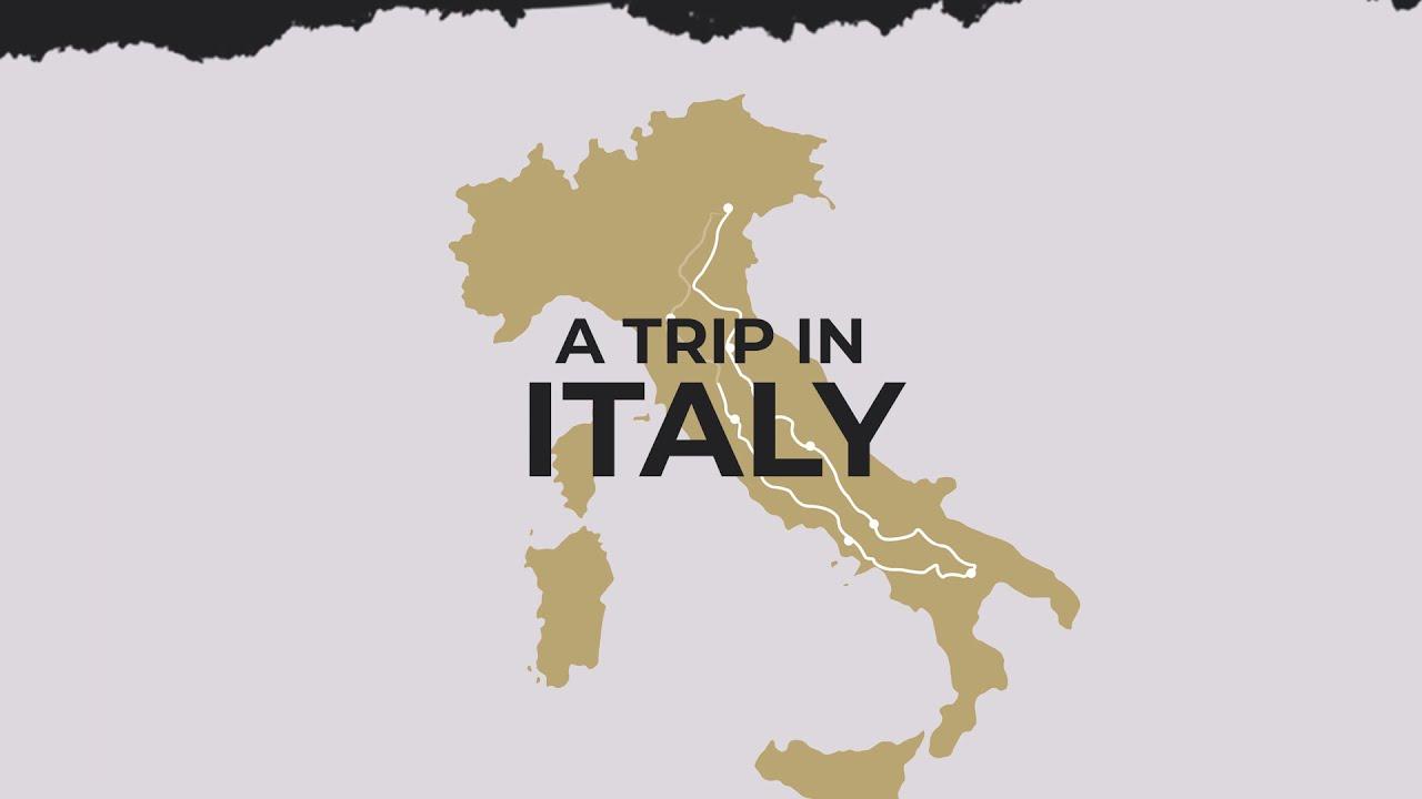 Moto Guzzi Experience: a trip in Italy 🦅 🇮🇹