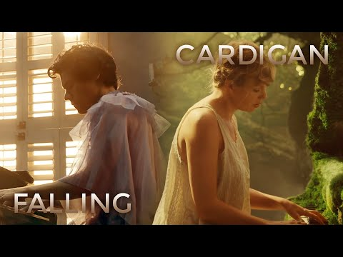 falling cardigan | Mashup Video of Taylor Swift, Harry Styles