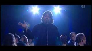TSOOL & Tommy Körberg - Heroes (Live Svenska Hjältargalan 2009)