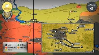 28 сентября 2017. Военная обстановка в Сирии. Вылазка ИГИЛ против проамериканских сил в Ракке.