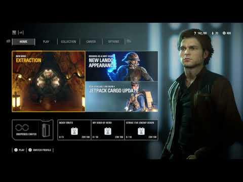 Star Wars Battlefront 2 - Easiest Credit Hack!
