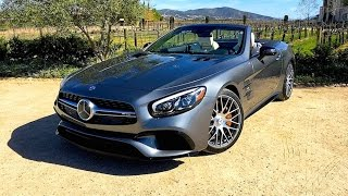Mercedes-Benz SL65 AMG 2017 Videos