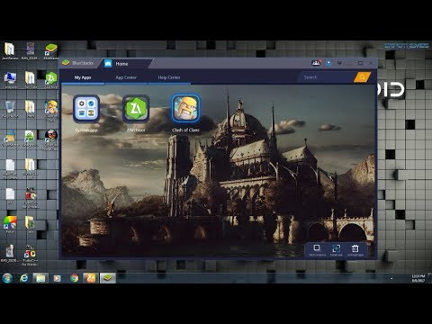 Bluestacks 3 Blackscreen and Graphics Fixed
