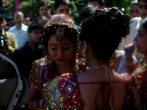 Bidai Of An Indian Bride