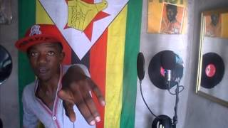Mostaff @ Gunhill Recording Studio - Mbare, Harare, Zimbabwe