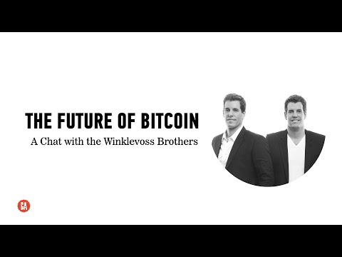 Bitcoin & Gemini: A Discussion with the Winklevoss Brothers