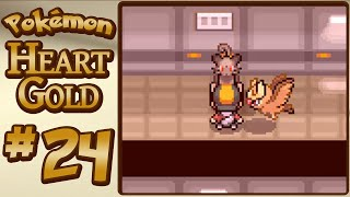 Pokémon HeartGold :: Ep. 24 :: WARNING!! INTRUDER ALERT!!