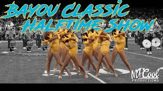 Halftime Show - Southern University Fabulous Dancing Dolls | Bayou Classic 2019